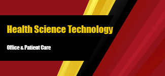 health science tech program interest