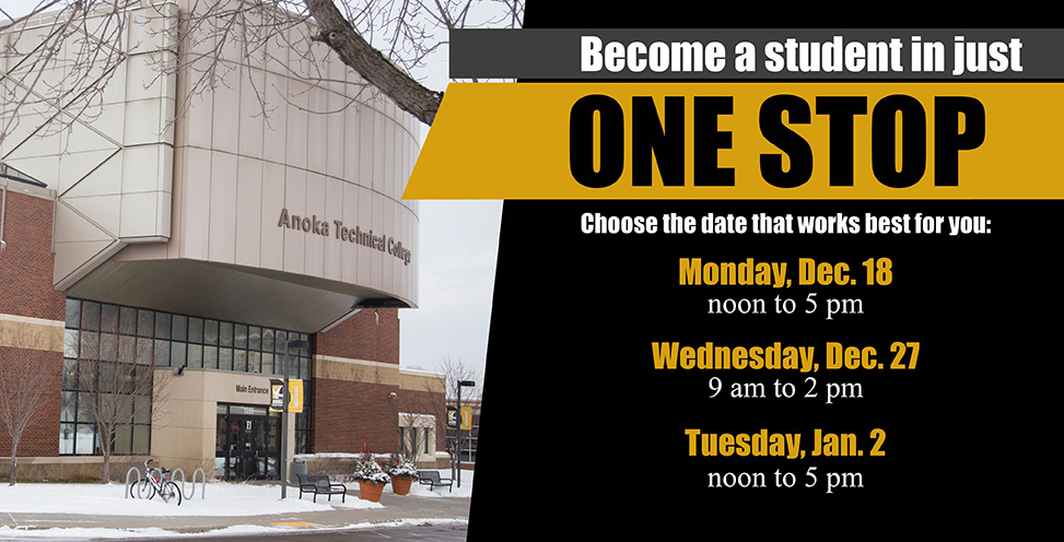 Become a student in just one stop.