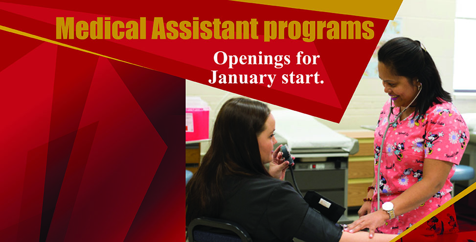Train to Gain a rewarding career as a Medical Assistant