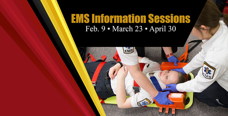 Emergency Medical Services Information Sessions